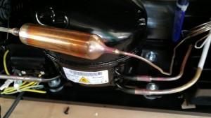 压缩机焊接