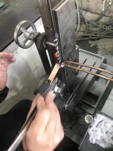 木工锯片钎焊机|木工带锯锯齿焊接机设备