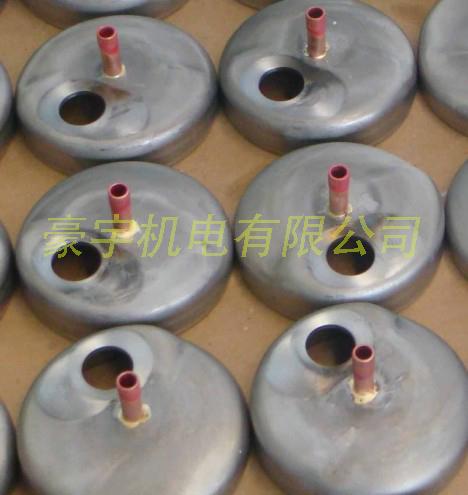压缩机盖焊接用什么焊机好