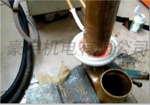 中央空调铜管钎焊机|小型高频焊接机