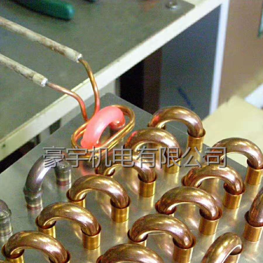 铜配件钎焊机