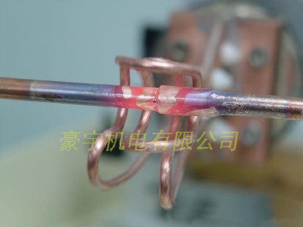 铜管与铜管焊接机|铜管与铜管钎焊机