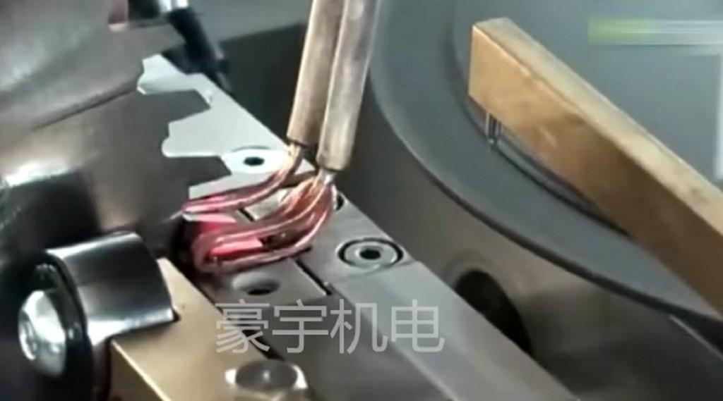 木工锯片焊接