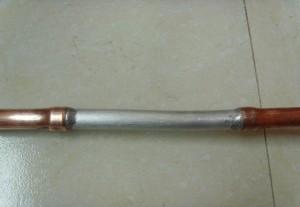 钢管与铜管焊接