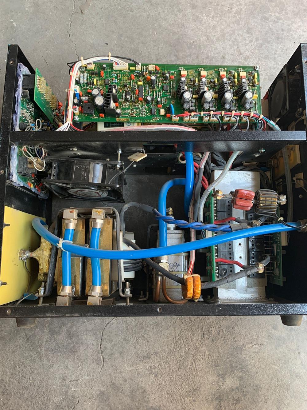 高频机维修