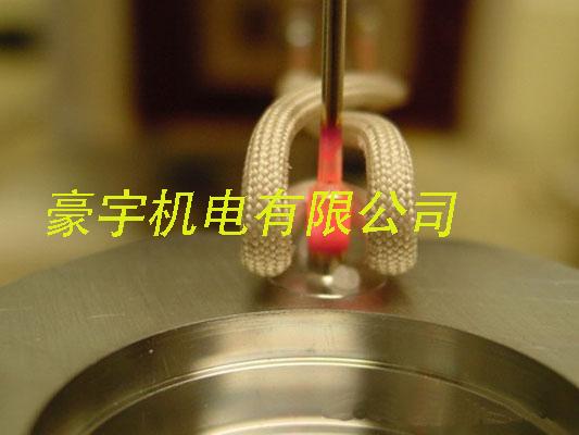 高频焊机在毛细管焊接中的应用