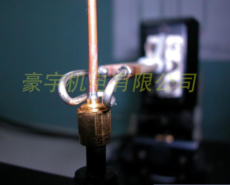 铜配件焊接用高频焊机安全环保节能