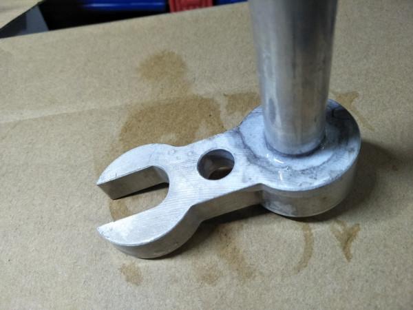 铝管感应焊机