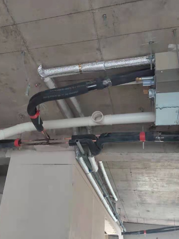 安装生产空调铜管焊接用什么焊机