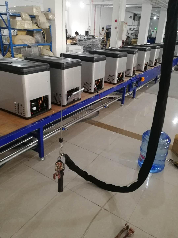 制冷金属管件移动焊机|手持便捷式高频钎焊机