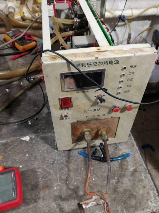 高频焊机维修