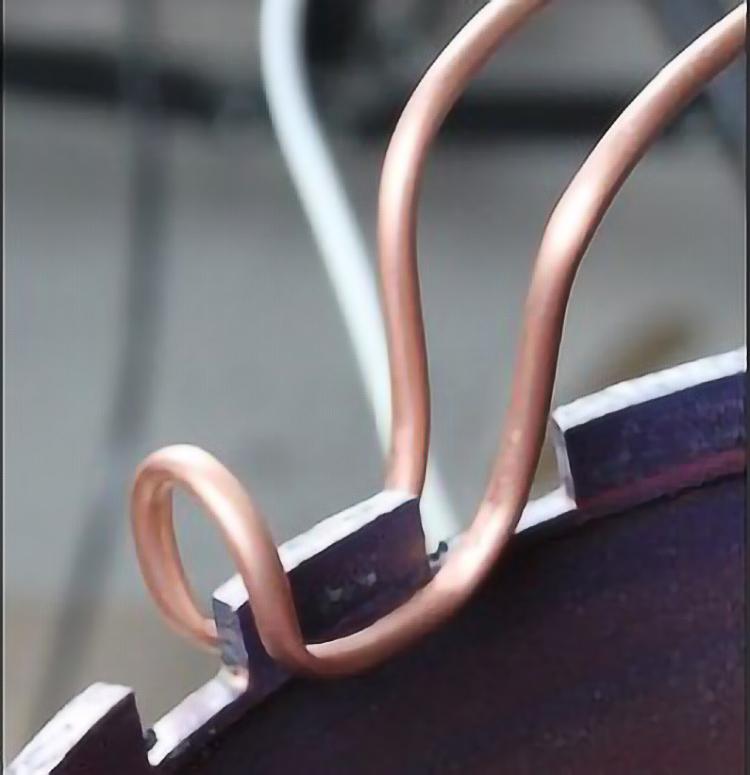 金刚石锯片焊接